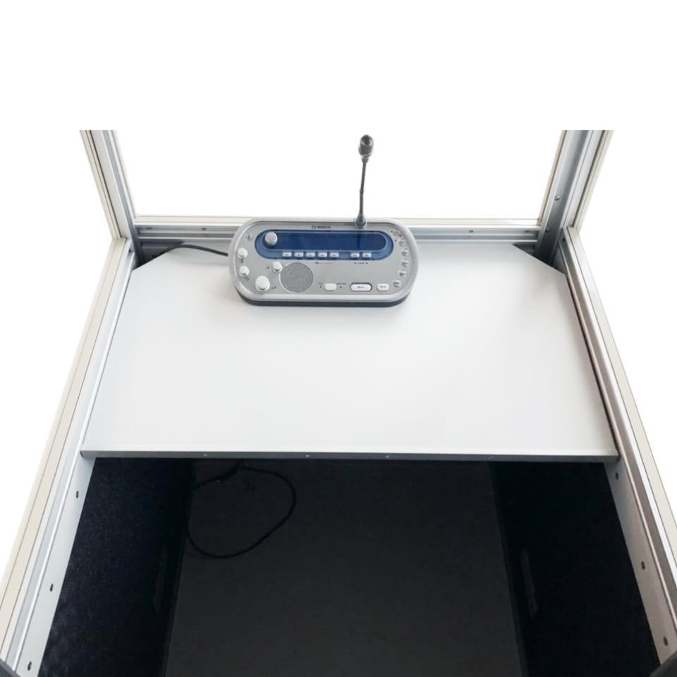 Одноместная кабина SPBAUDIO EC-11