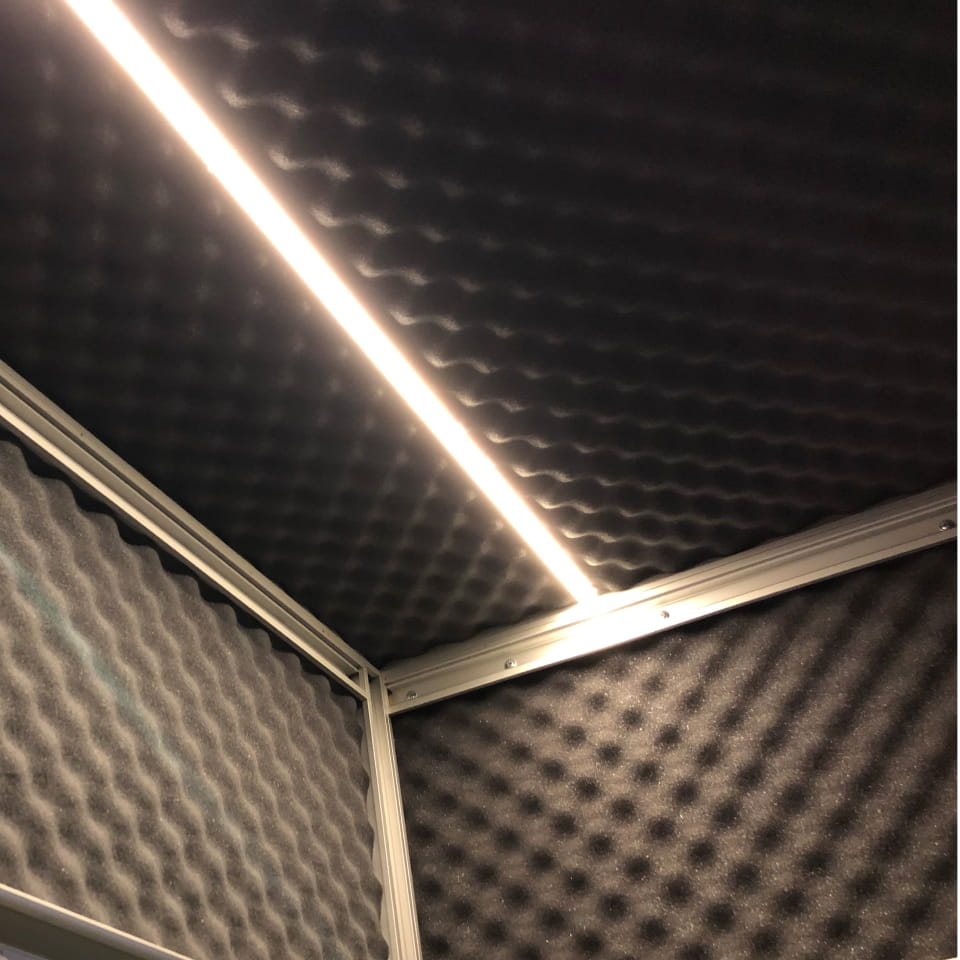 LED светильник SPBAUDIO L-1