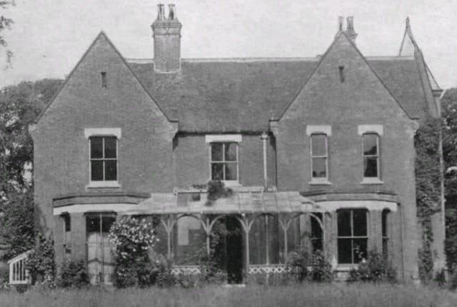 Дом священника в Борли — самый беспокойный дом Англии